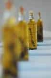Olijfolie Royalty-vrije Stock Foto