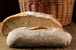 Olik bakning för bröd - materielbild Arkivbilder