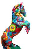 olik häst för färg royaltyfri foto