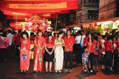 olik likformig för kines Royaltyfria Foton