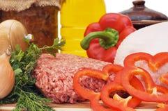 olik ny meat för delar Royaltyfri Foto
