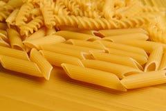 Olik pastabakgrund arkivbilder