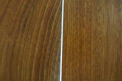 Olik wood väggbakgrund Royaltyfria Bilder