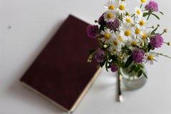 olika blommor för bukett Royaltyfri Bild