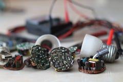 Olika elektriska apparater, version 6 Royaltyfri Fotografi