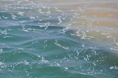 Olika kroppar av vatten Arkivbilder