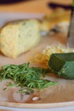 olika kvaliteter för ost Fotografering för Bildbyråer