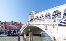 Olika sikter av den turist- staden av Venedig, Italien royaltyfria bilder