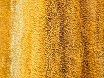 Olika skuggor av guling som ska användas som bakgrund arkivfoto