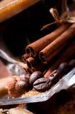 Olika sorter av socker Royaltyfri Bild