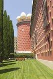 28 1974 olika största figueres för samlingsdalien hus mest museet öppnad Salvador september enkla spain var arbeten Royaltyfri Foto