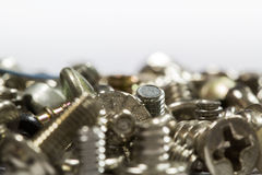 Olika typer av sparkcyklar fungerar olikt Arkivbild
