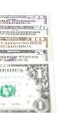 Olika US dollaranmärkningar Royaltyfri Fotografi