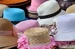 Olikt av hatten Fotografering för Bildbyråer