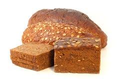 olikt bröd mjölkar Royaltyfri Foto