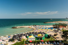 Olimp Holiday Resort High View Stock Photography