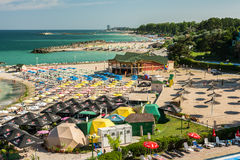 Olimp Holiday Resort High View Stock Image