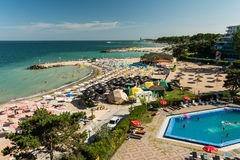 Olimp Holiday Resort High View Stock Images