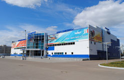 Olimp Sports Complex in Kazan. Built for the Universiade 2013 stock photo