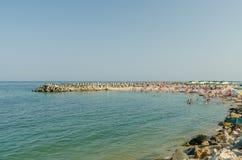 Olimp Summer Resort In Romania stock photography