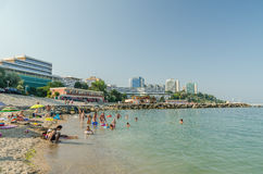 Olimp Summer Resort In Romania Royalty Free Stock Images
