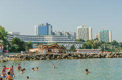 Olimp Summer Resort In Romania Royalty Free Stock Image