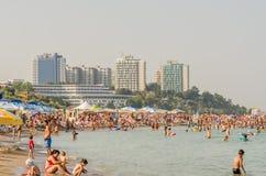 Olimp Summer Resort In Romania Stock Photo