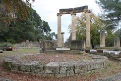 Olimpia, Greece, Royalty Free Stock Photography