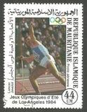 Olimpiadas de verano en Los Ángeles Fotos de archivo
