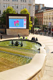 Olimpiadi 2012 di Londra Fotografie Stock