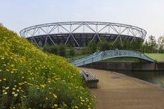 Olimpiady park i stadium Obrazy Stock