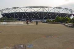 Olimpiady park i stadium Obrazy Royalty Free