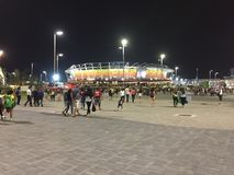Olimpiady Rio 2015 Fotografia Stock
