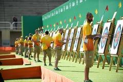 Olimpiady Rio 2016 Fotografia Royalty Free