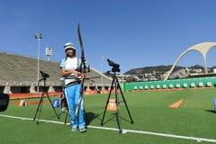 Olimpiady Rio 2016 Zdjęcie Stock