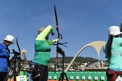 Olimpiady Rio 2016 Obrazy Royalty Free