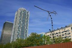 olimpic βίλα γλυπτών πόλεων της Β& στοκ φωτογραφία με δικαίωμα ελεύθερης χρήσης