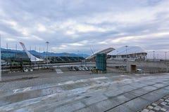 Olimpic-Park in Sochi Russland Stockbilder