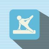Olimpic sport  design Royalty Free Stock Photo