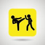 Olimpic sport  design Stock Photos