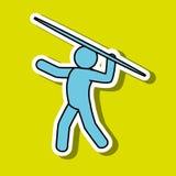 olimpic sport  design Stock Images
