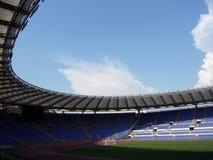 Olimpic Stadion Rom Lizenzfreies Stockfoto
