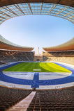 Olimpic stadium interior in Berlin, Germany Stock Photography
