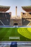 Olimpic stadium interior in Berlin, Germany Stock Photo