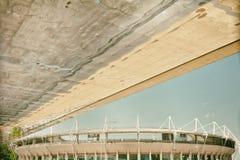 Olimpic stadium in Turin Stock Images
