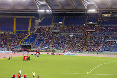 Olimpico de Stadio Photos libres de droits