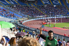 Olimpico di Stadio Immagine Stock