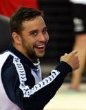 Olimpijska i światowa mistrz pływaczka LE CLOS Czad RSA Zdjęcia Stock