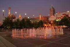 olimpijski Atlanta park s Obrazy Stock