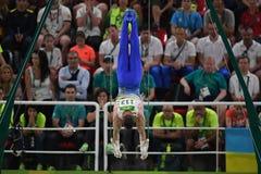 Olimpijski Gimnastyczny fotografia stock